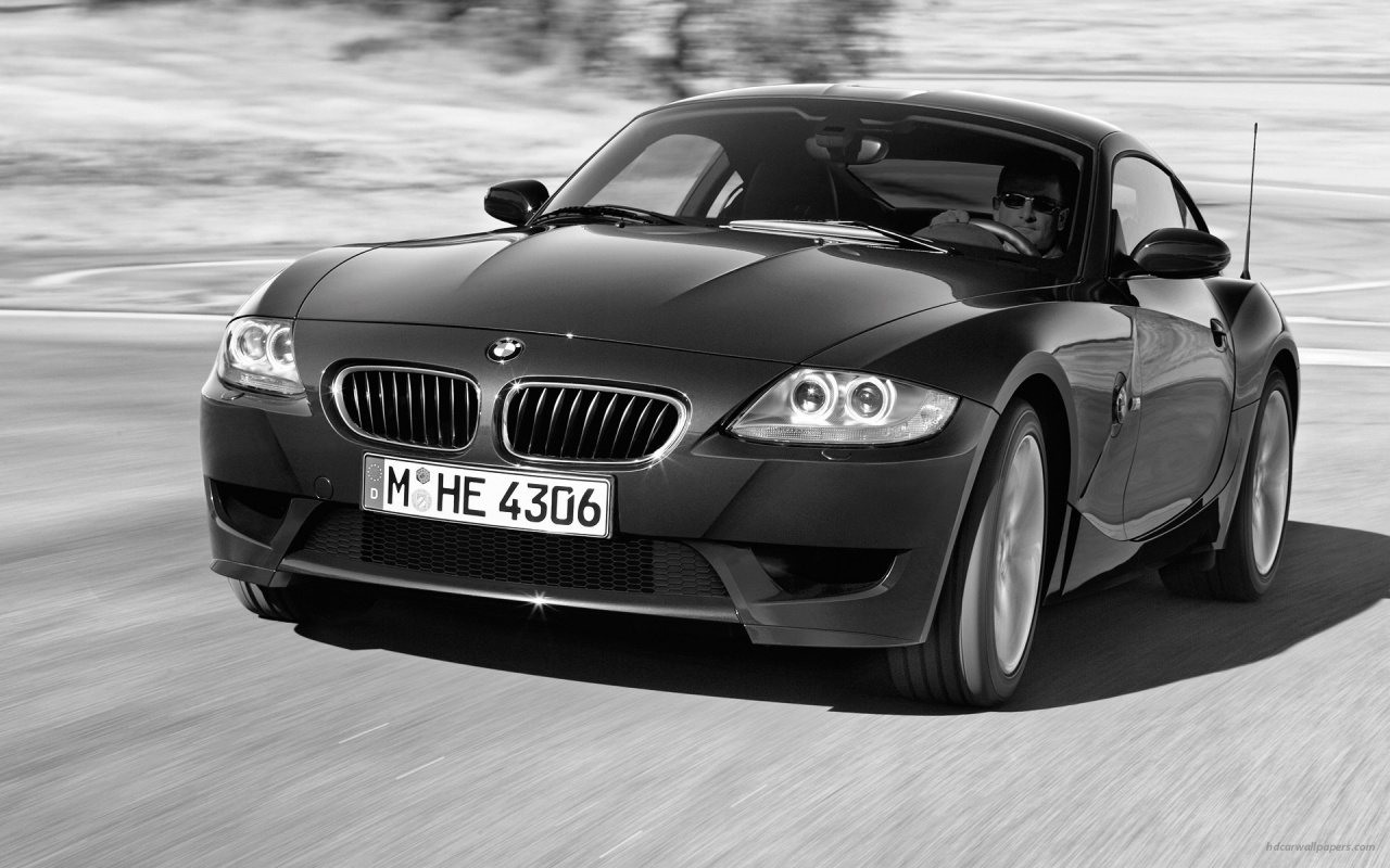 2006 Z4 M Coupe 4 Backgrounds