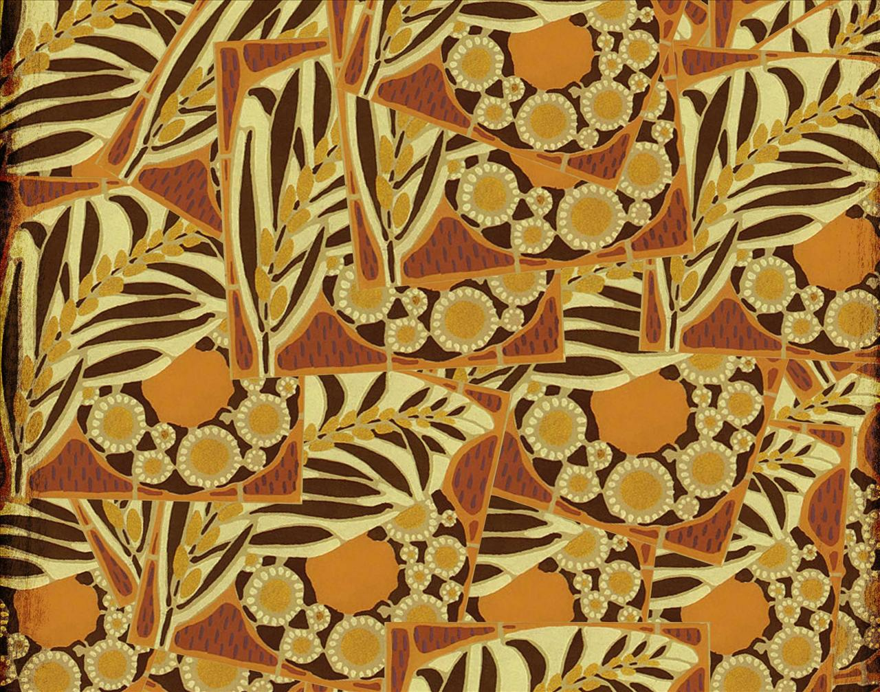 African Pattern Backgrounds