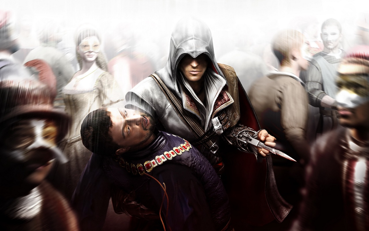 Assasins Creed Game Hero