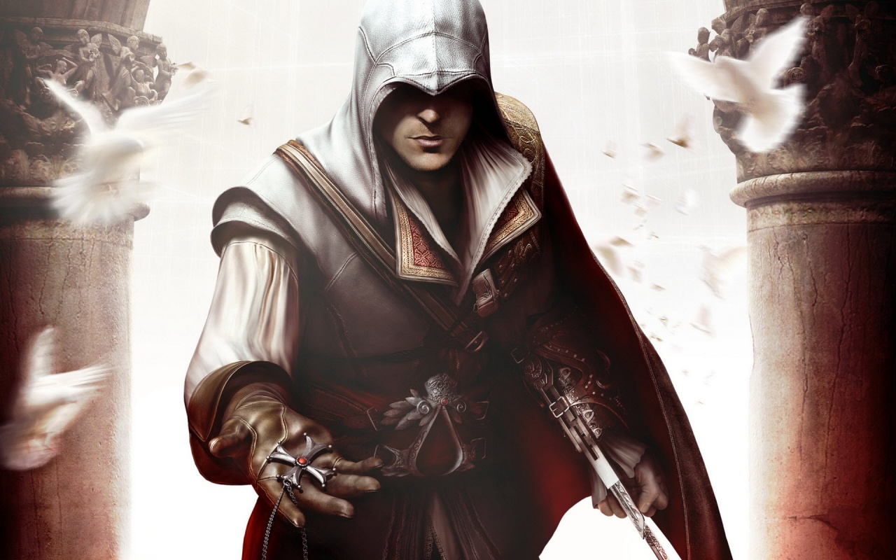 Assassins Creed 2 Backgrounds