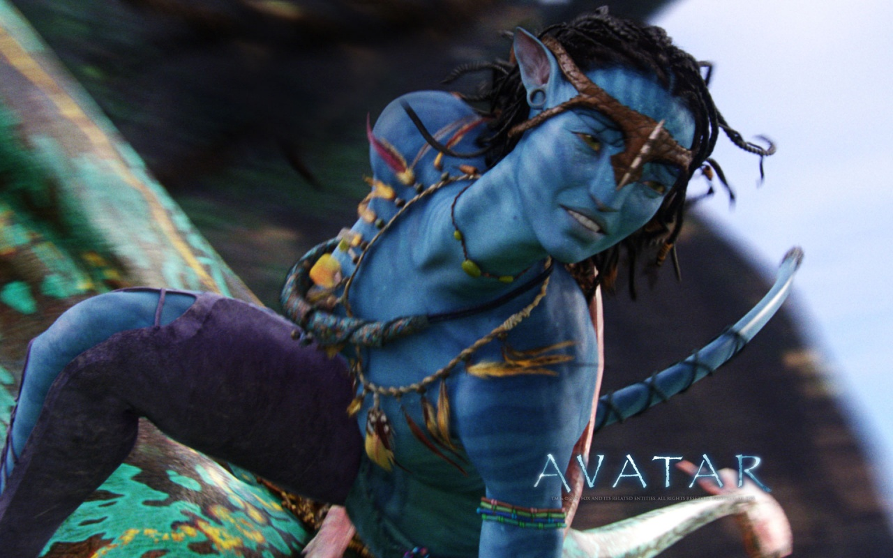 Avatar Movie HD Graphics Backgrounds