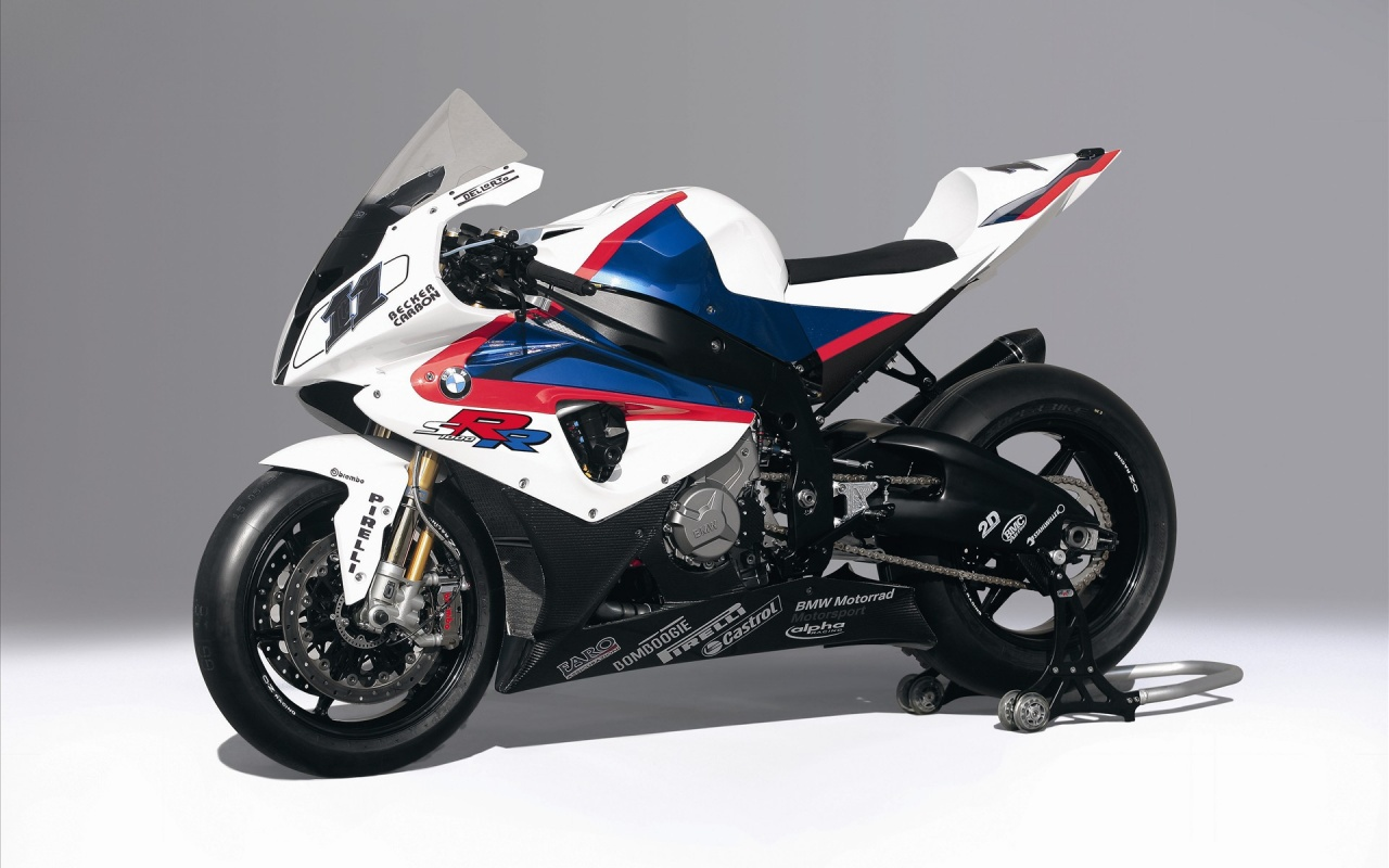 BMW S 1000 RR Race bike Backgrounds