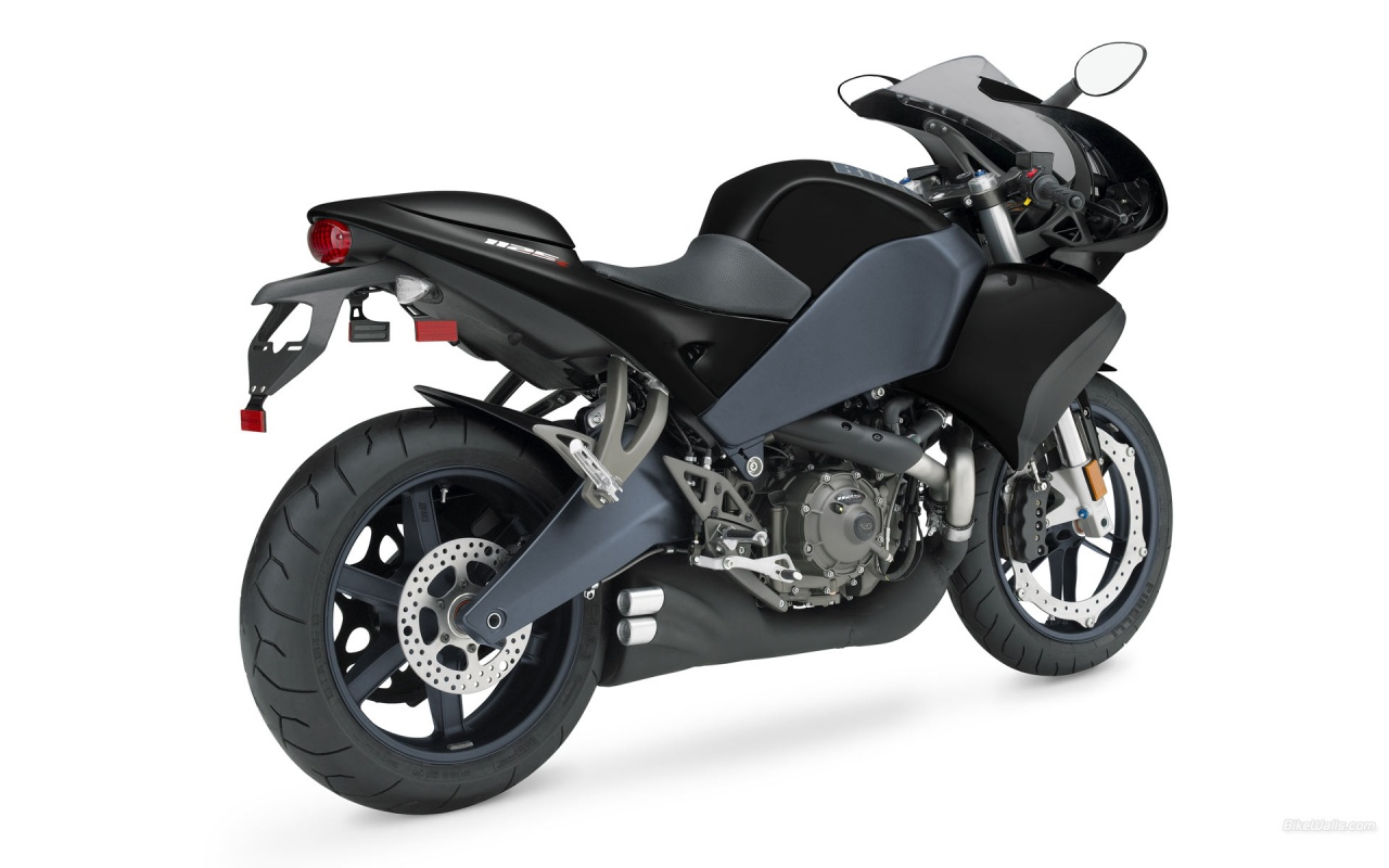Buell 1125R 2008 Black Backgrounds