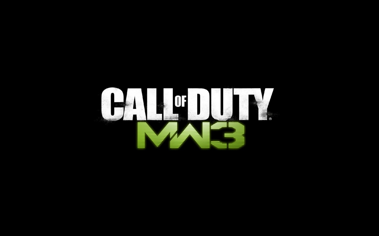 Call Of Duty MW3 Backgrounds