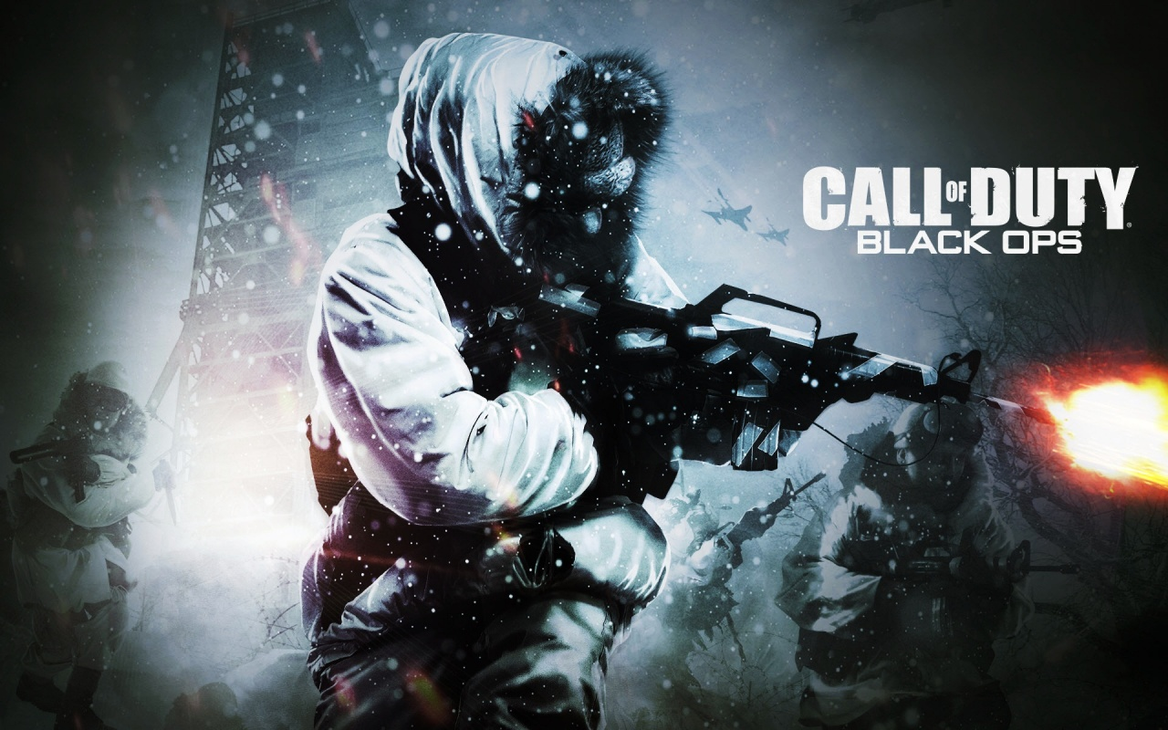 Call Of Duy Black Ops 2010 Backgrounds