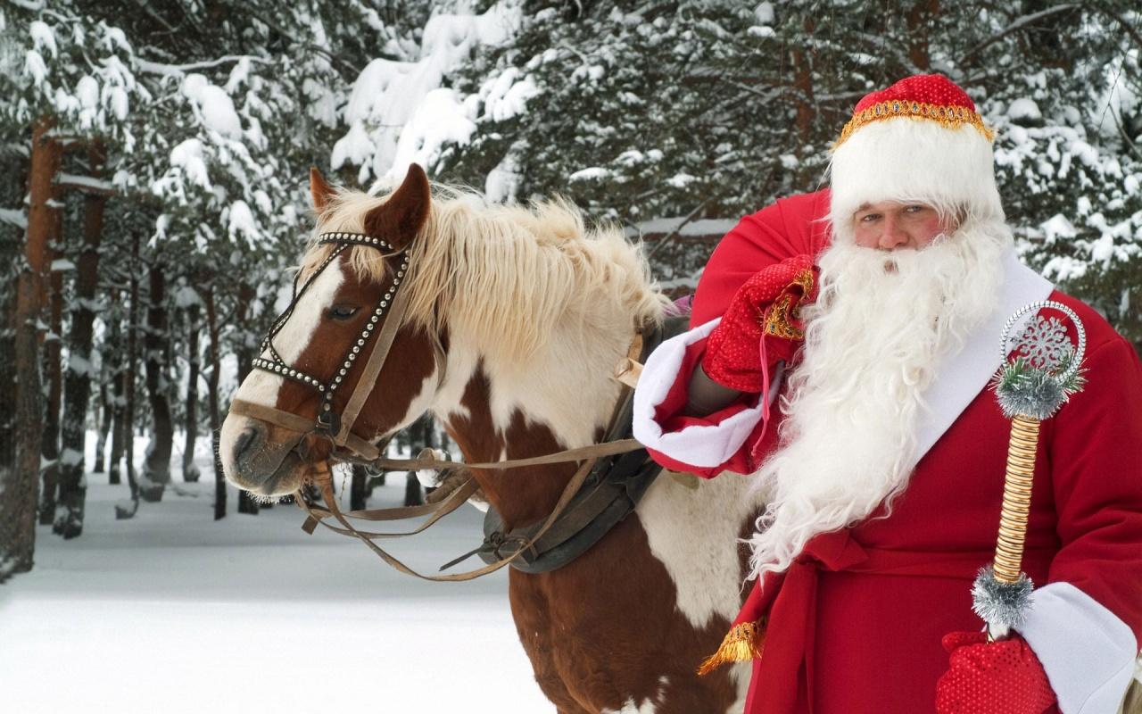Christmas Santa Claus Backgrounds