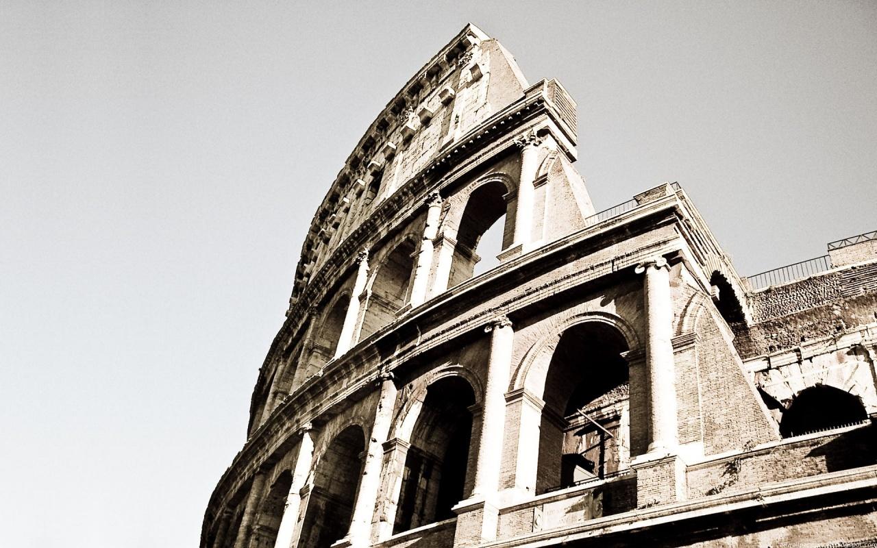 Colloseum Rome Backgrounds