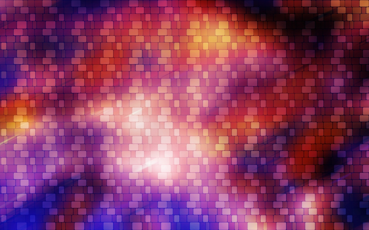 Colourful Wall Glow Backgrounds