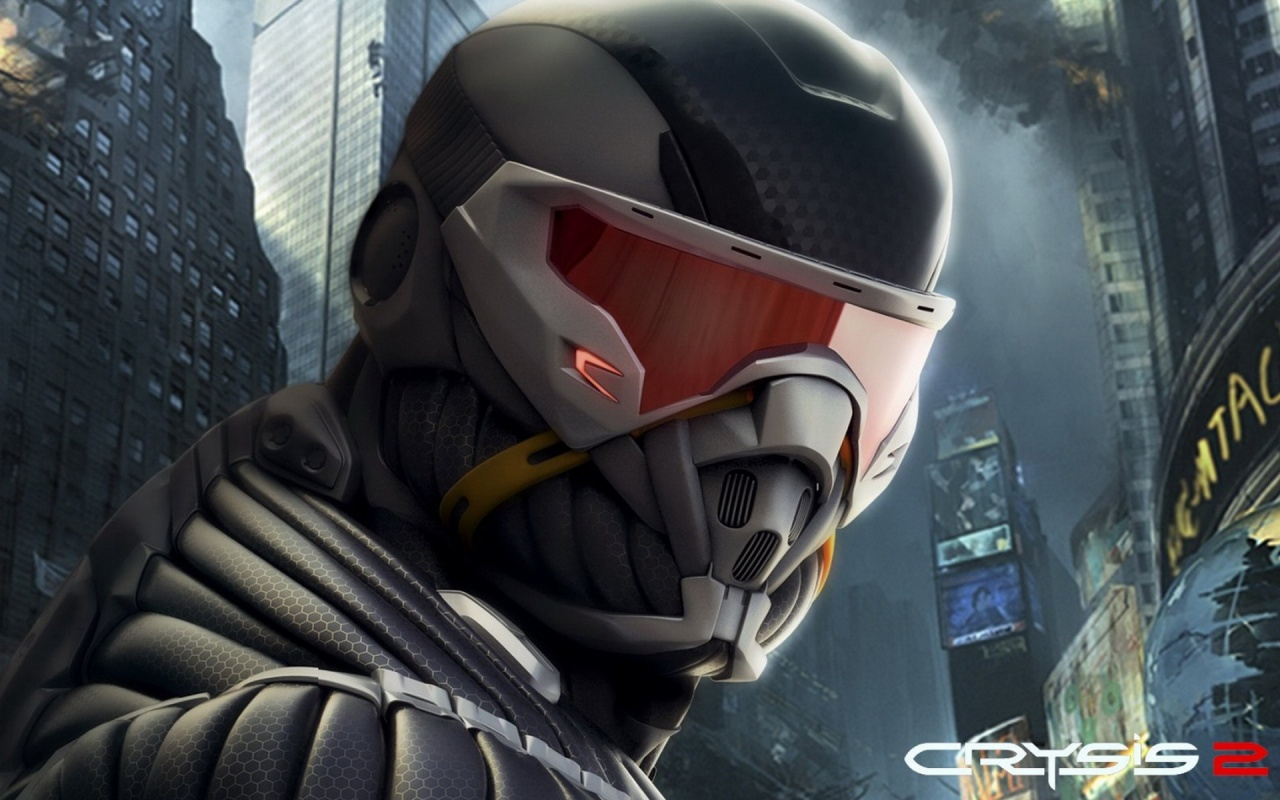 Crysis 2 Hero Game Backgrounds