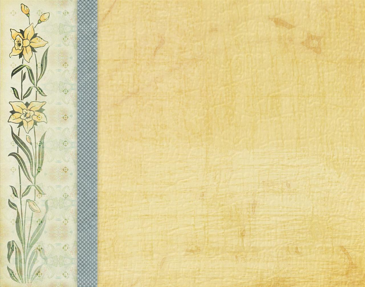 Daffodil Garden Backgrounds