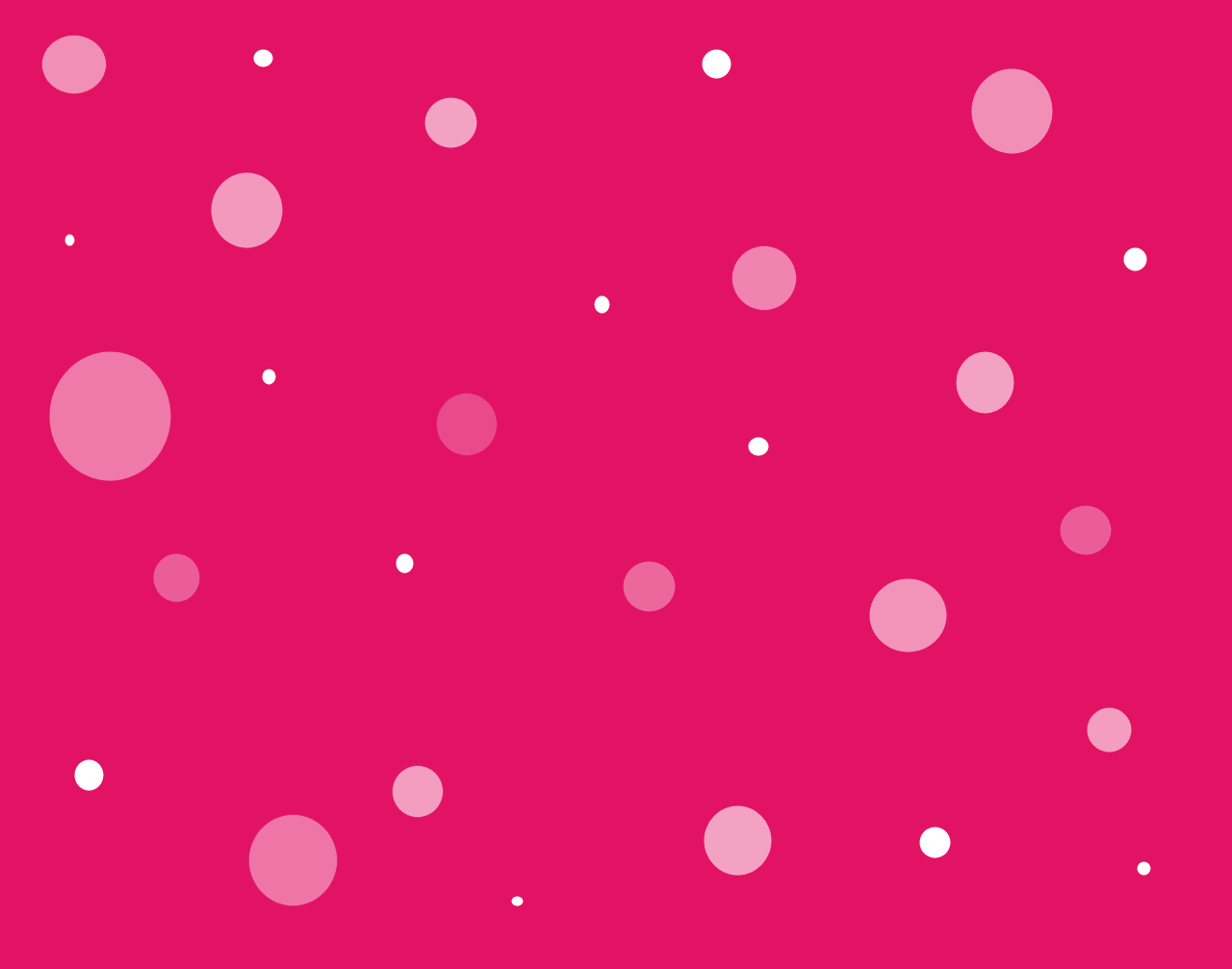 Dark pink with bubbles Backgrounds