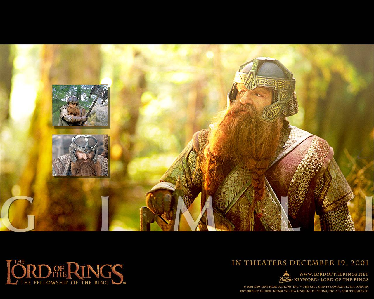 Desktops Rings Movie Media Fellowship Gimli Backgrounds