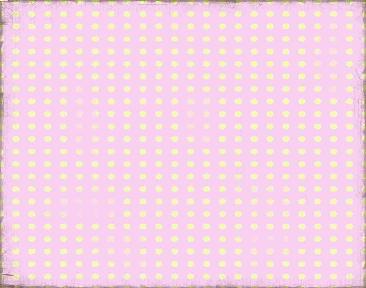Easter Dots Pink Backgrounds