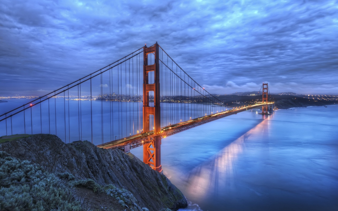 Golden Gate Bridge Backgrounds