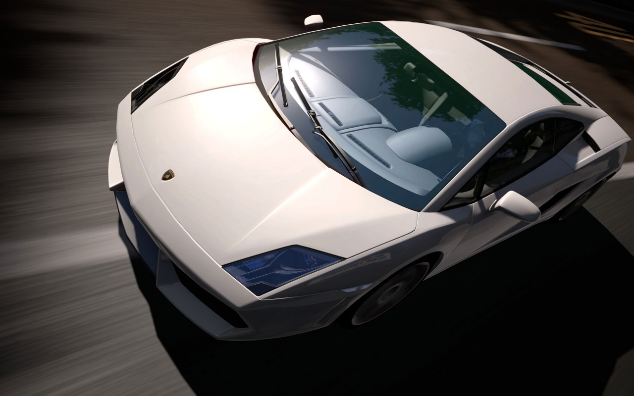 Gran Turismo 5 2010 Model Backgrounds