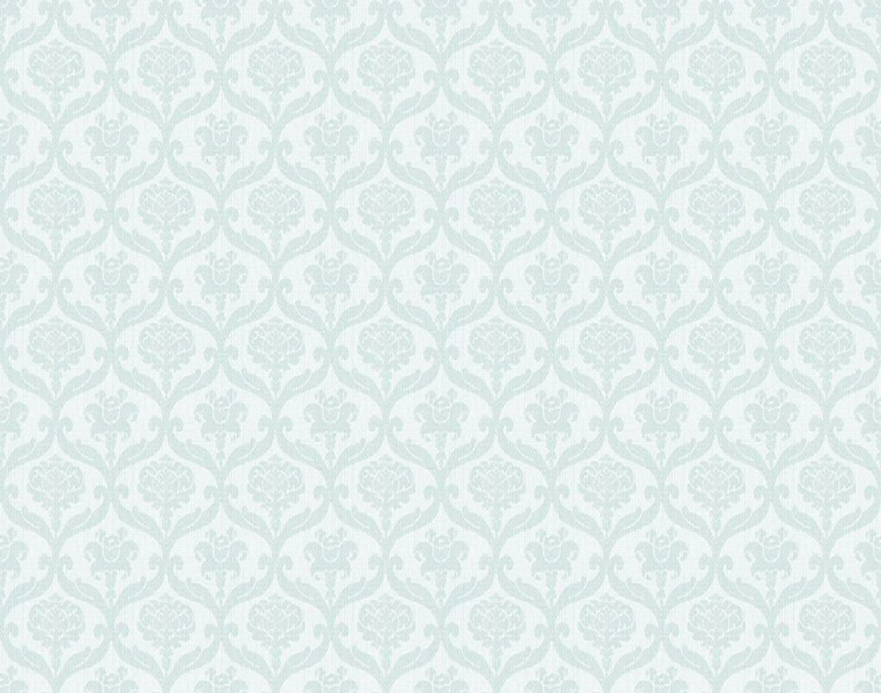 Gray Floral Pattern Backgrounds