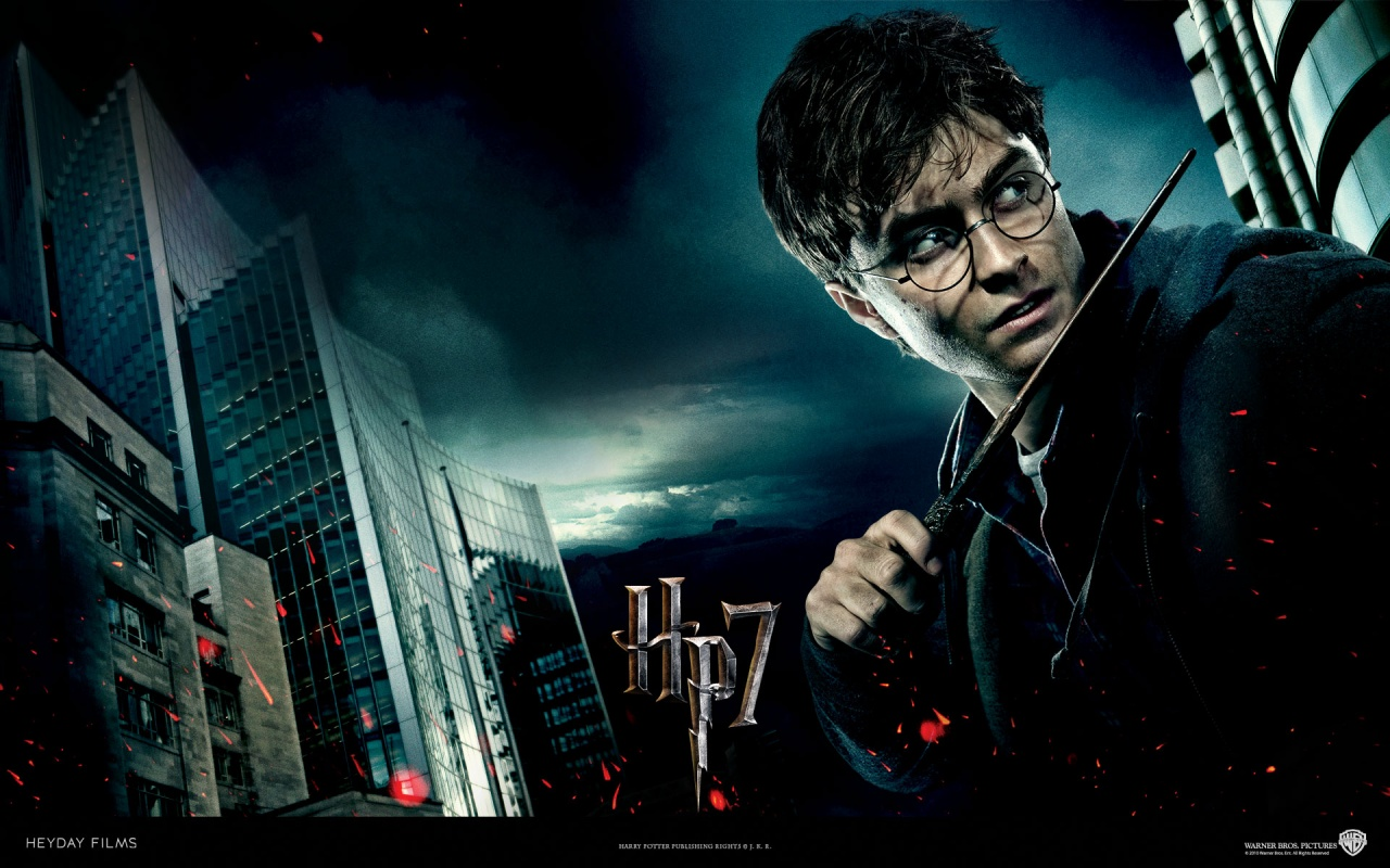 Harry Potter And The Deathly Hallows Backgrounds