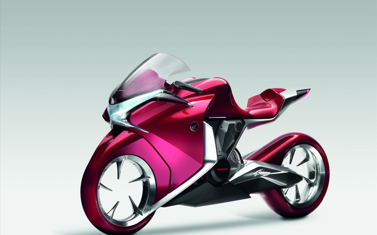 Honda v4 Concept Bike Backgrounds