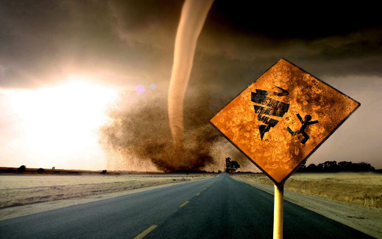 Huge Tornado Backgrounds