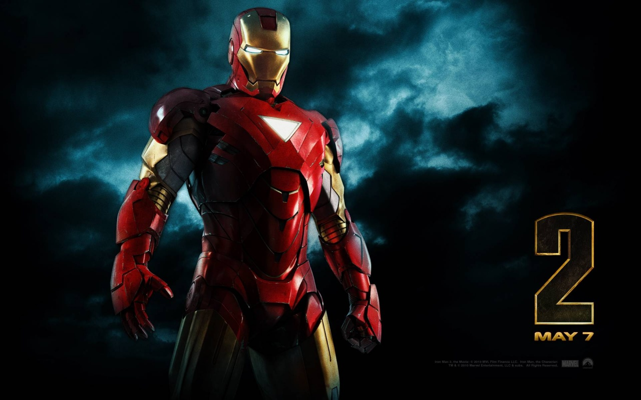 Iron Man 2 May 7 2010 Backgrounds