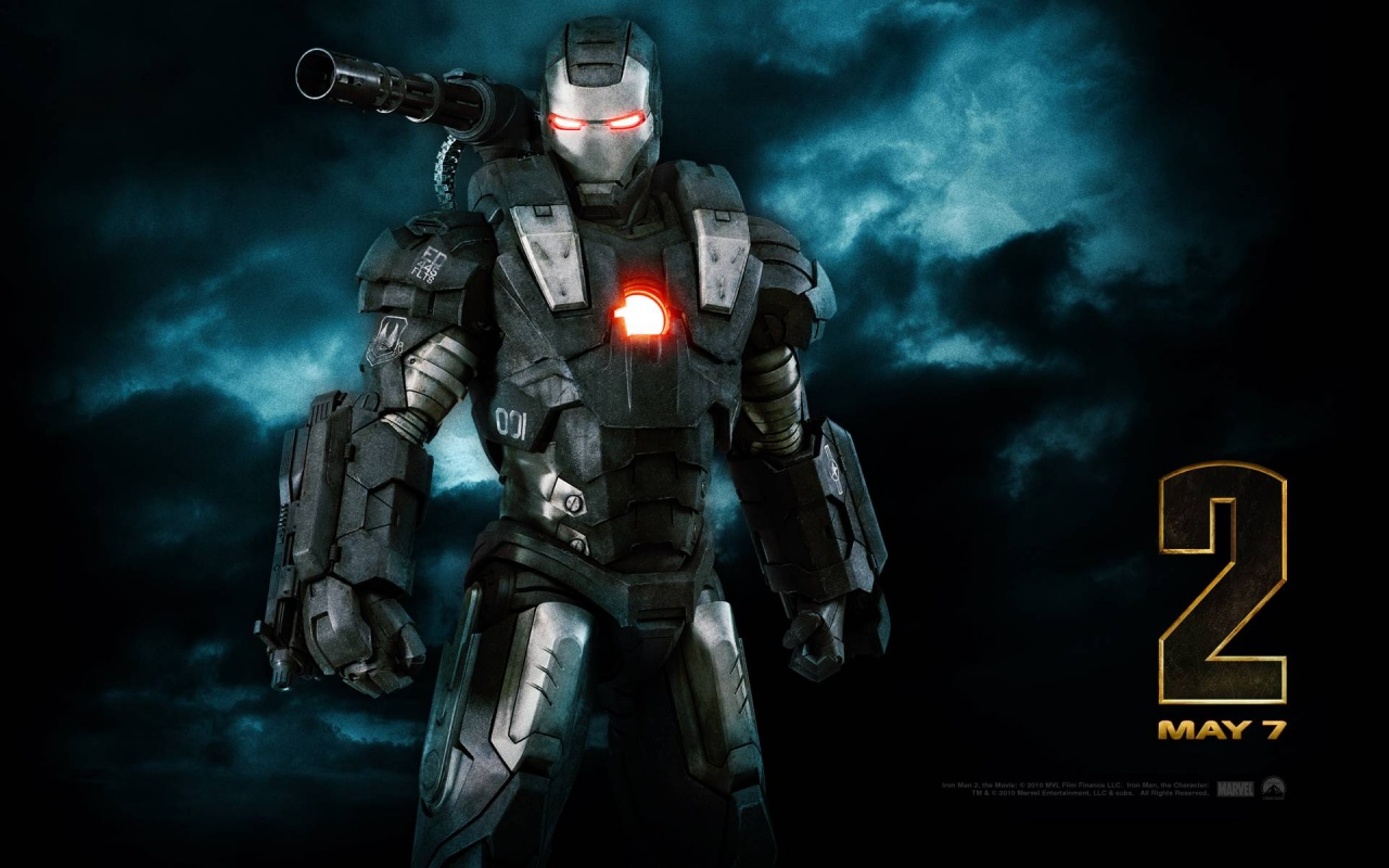Iron Man 2 Movie On May 7 Backgrounds