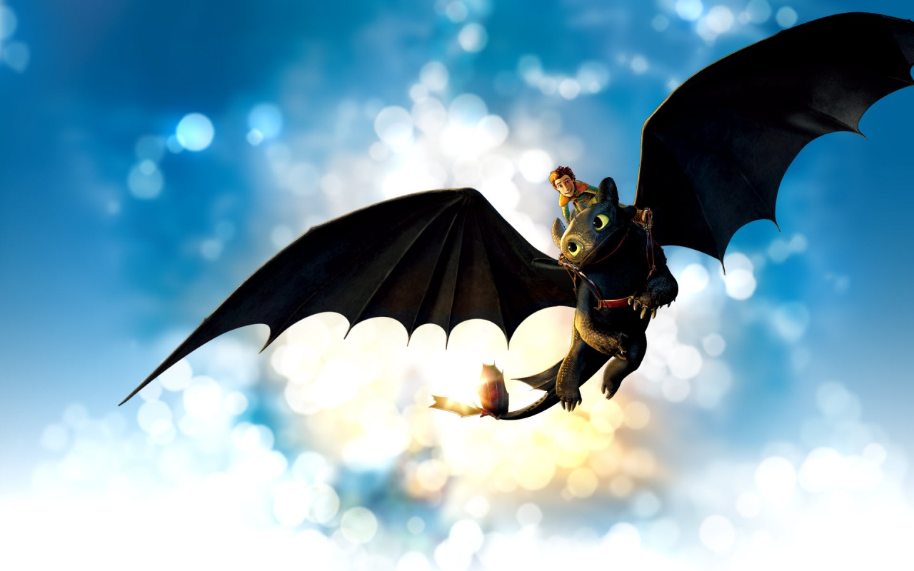 Japanese Hiccup Dragon Backgrounds
