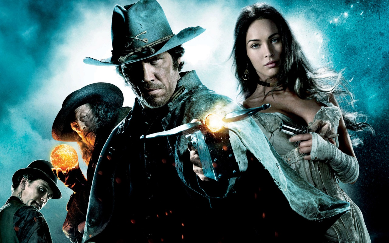 Jonah Hex 2010 Action Movie Backgrounds