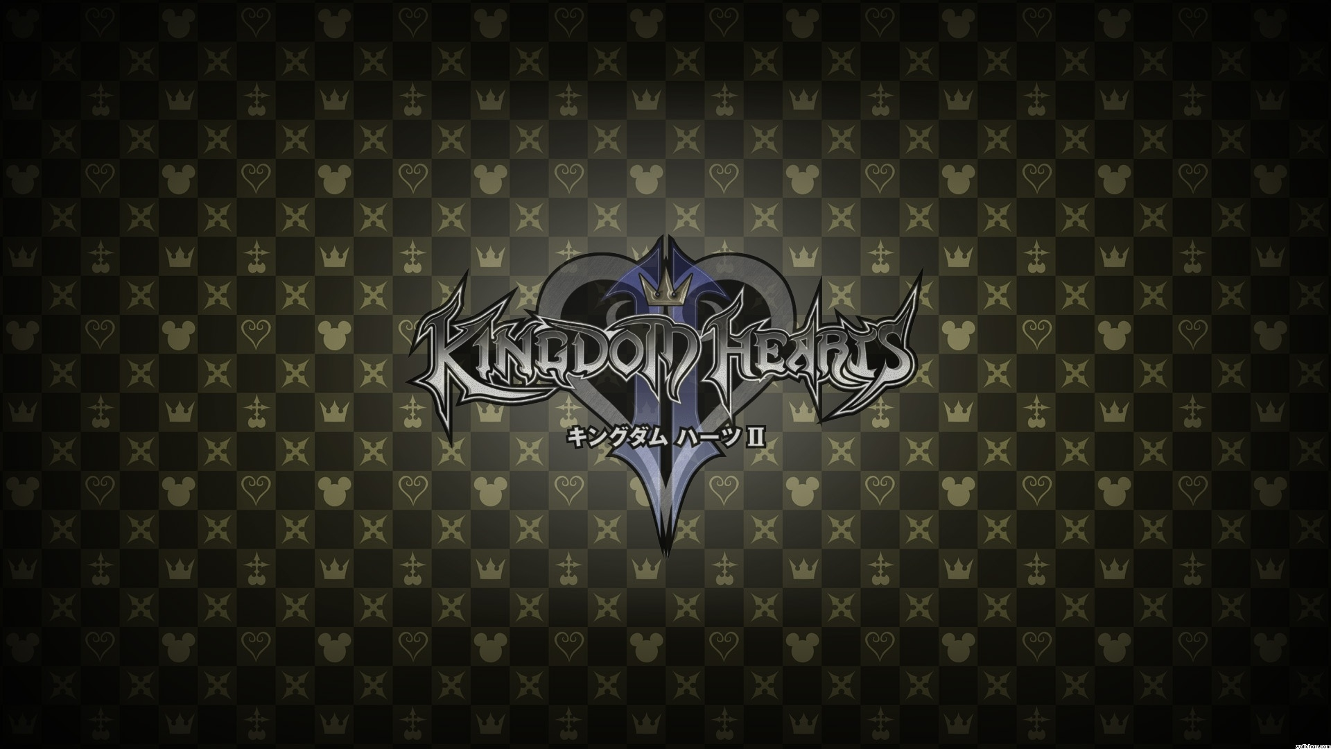 Kingdom Hearts Games Backgrounds