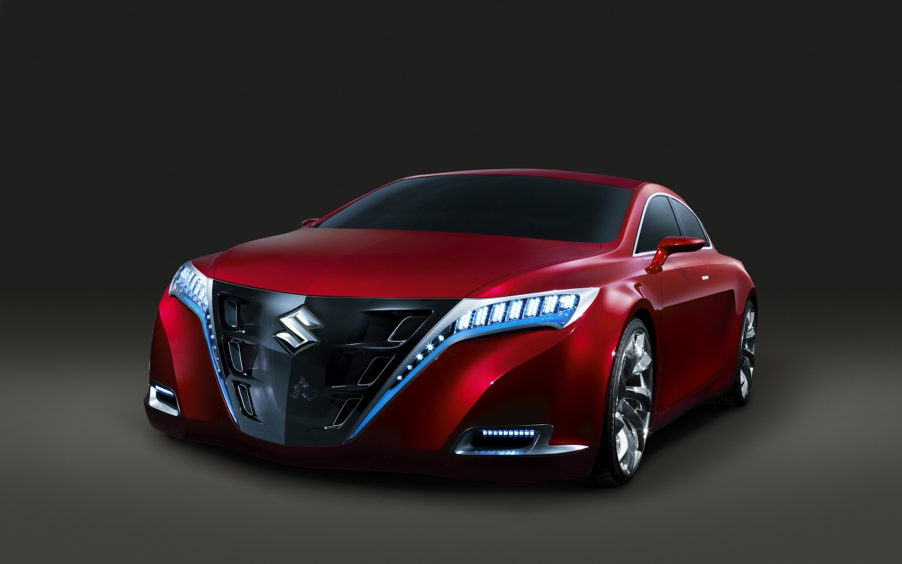 Kizashi Concept Backgrounds