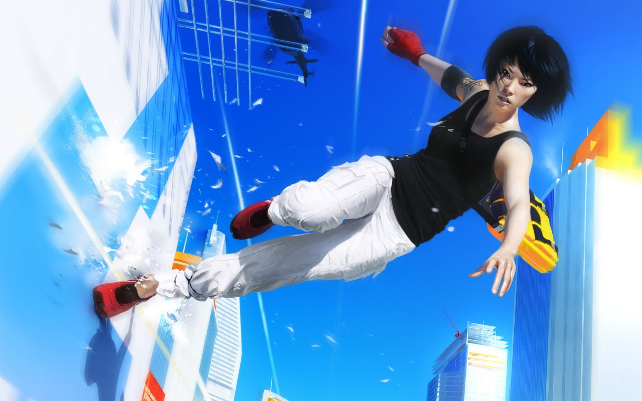 Mirrors Edge Windows Game Backgrounds