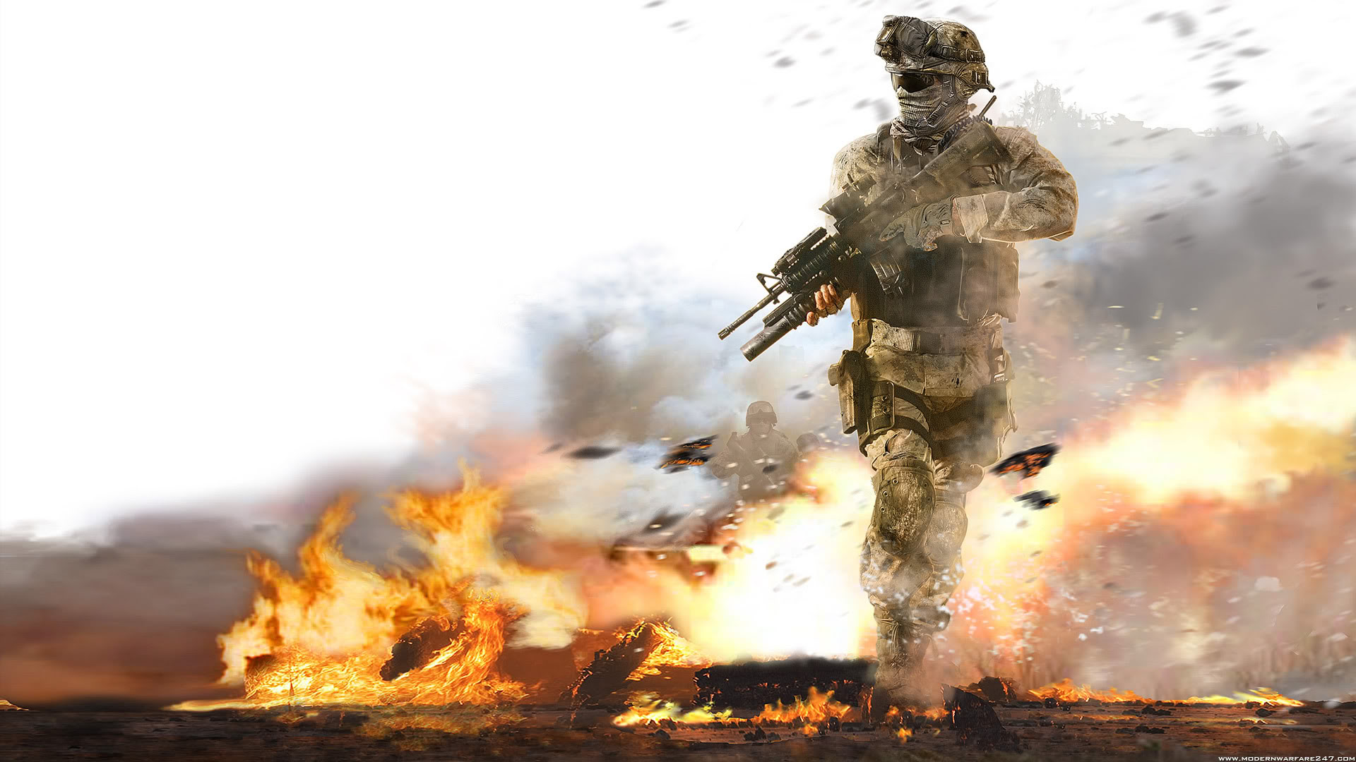 Modern Warfare Futbolerphoto Albums Backgrounds