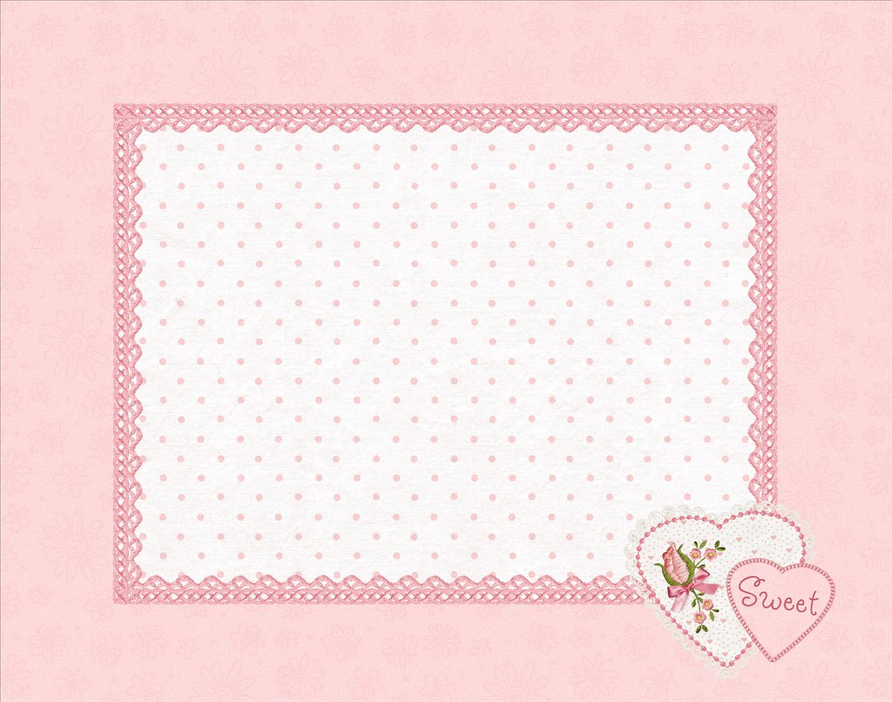 My Sweet Cover Frame for Love Backgrounds