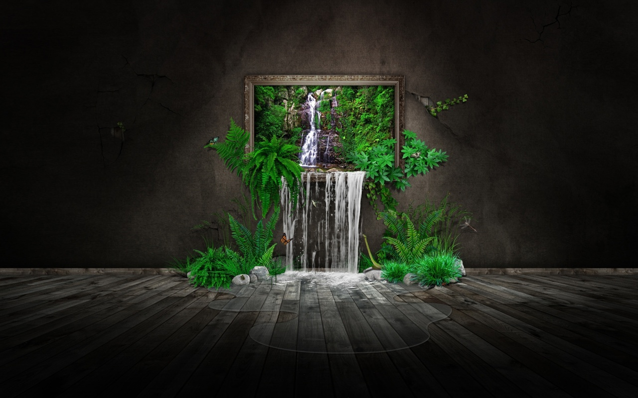 Nature In Room Backgrounds