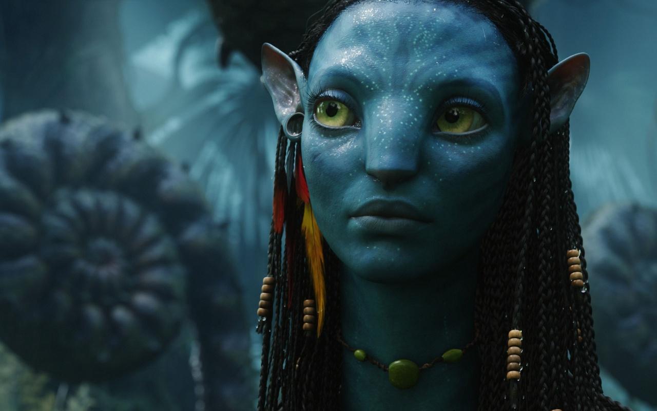Female Warrior In Avatar Backgrounds
