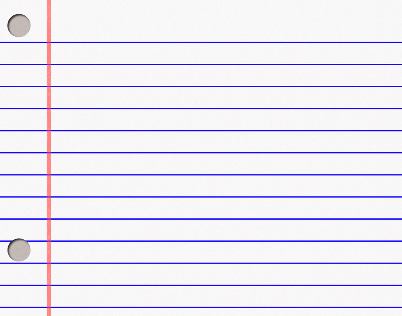 Notebook Paper 1 Backgrounds