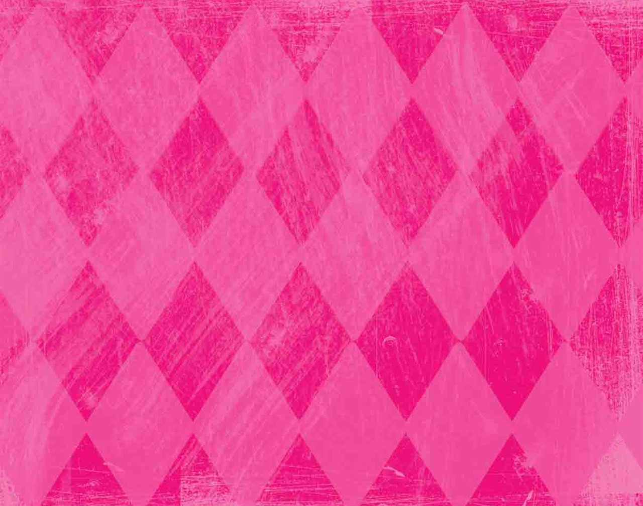 Pink Diamonds Backgrounds