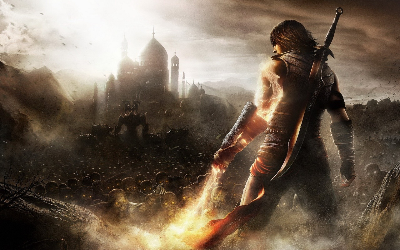 Prince Of Persia The Forgotten Sands Backgrounds