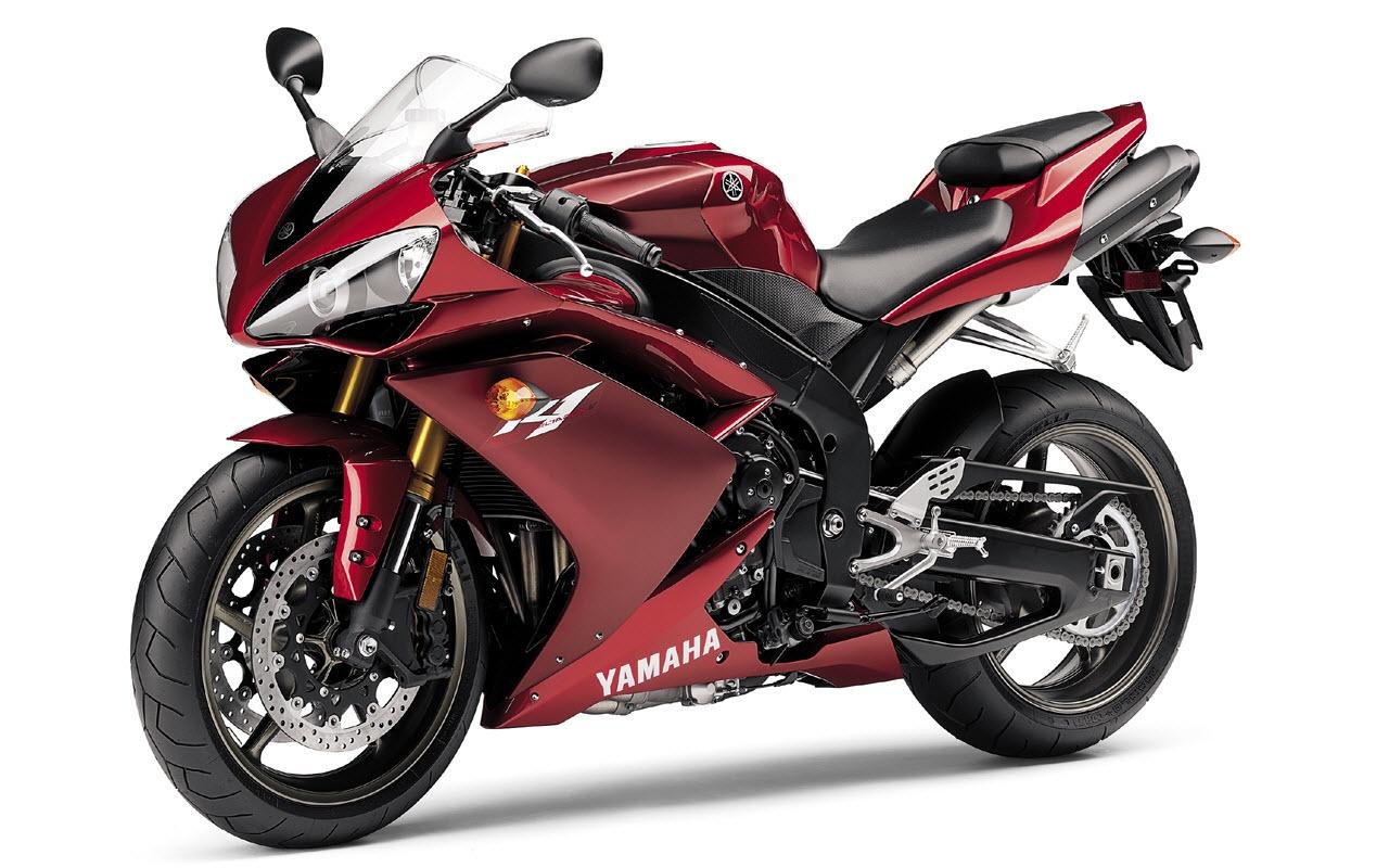 Racing Bike Yamaha R1 Backgrounds