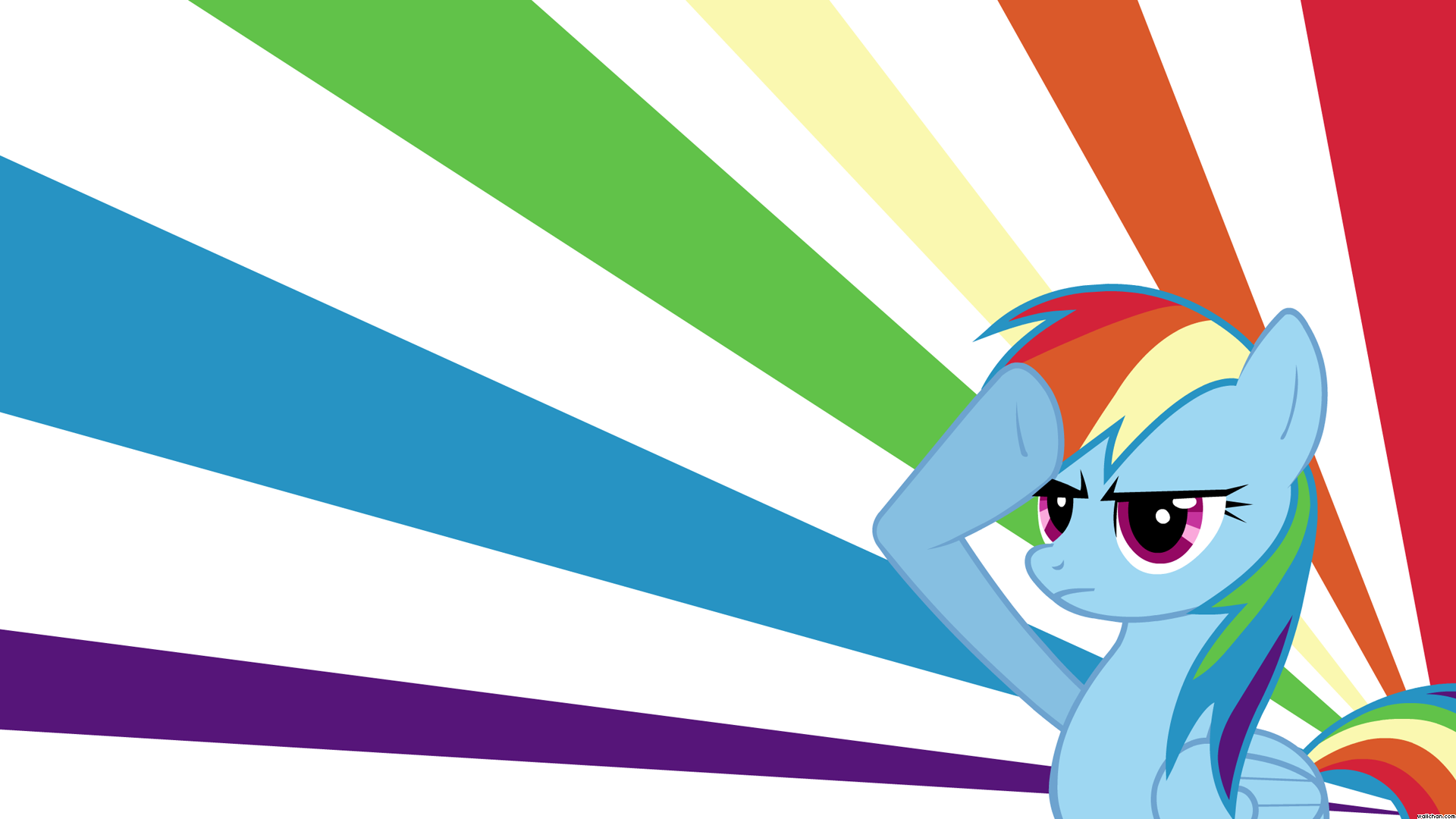 Rainbow My Little Pony Backgrounds