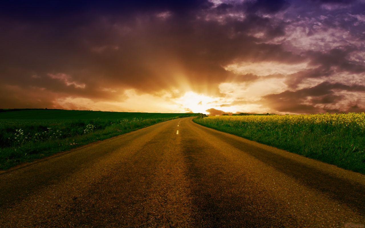 Rodway To Green World Backgrounds