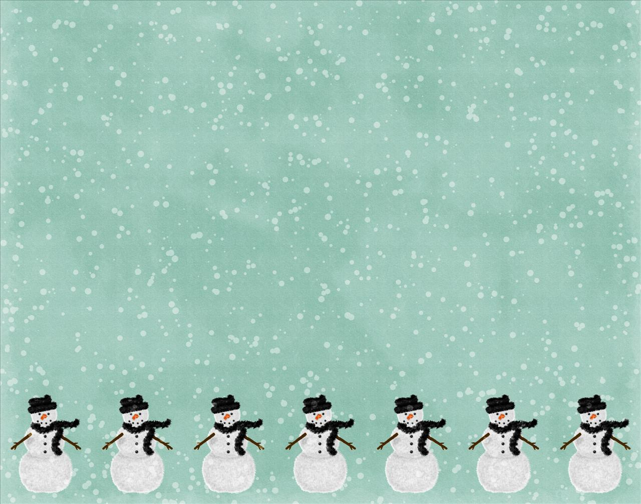 Snowmen