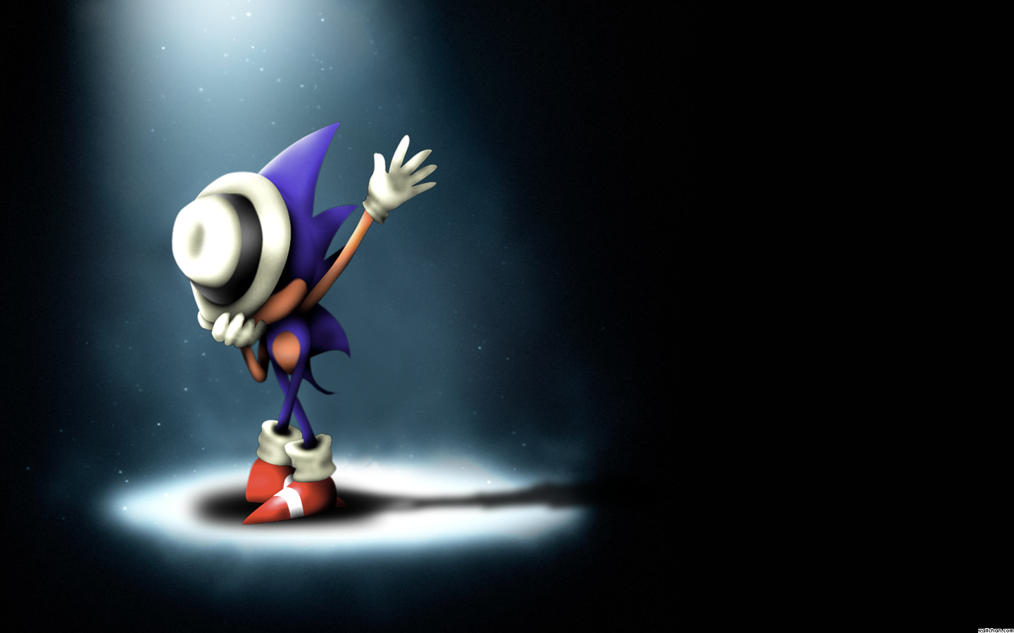 Sonic The Hedgehog Michael Jackson Backgrounds