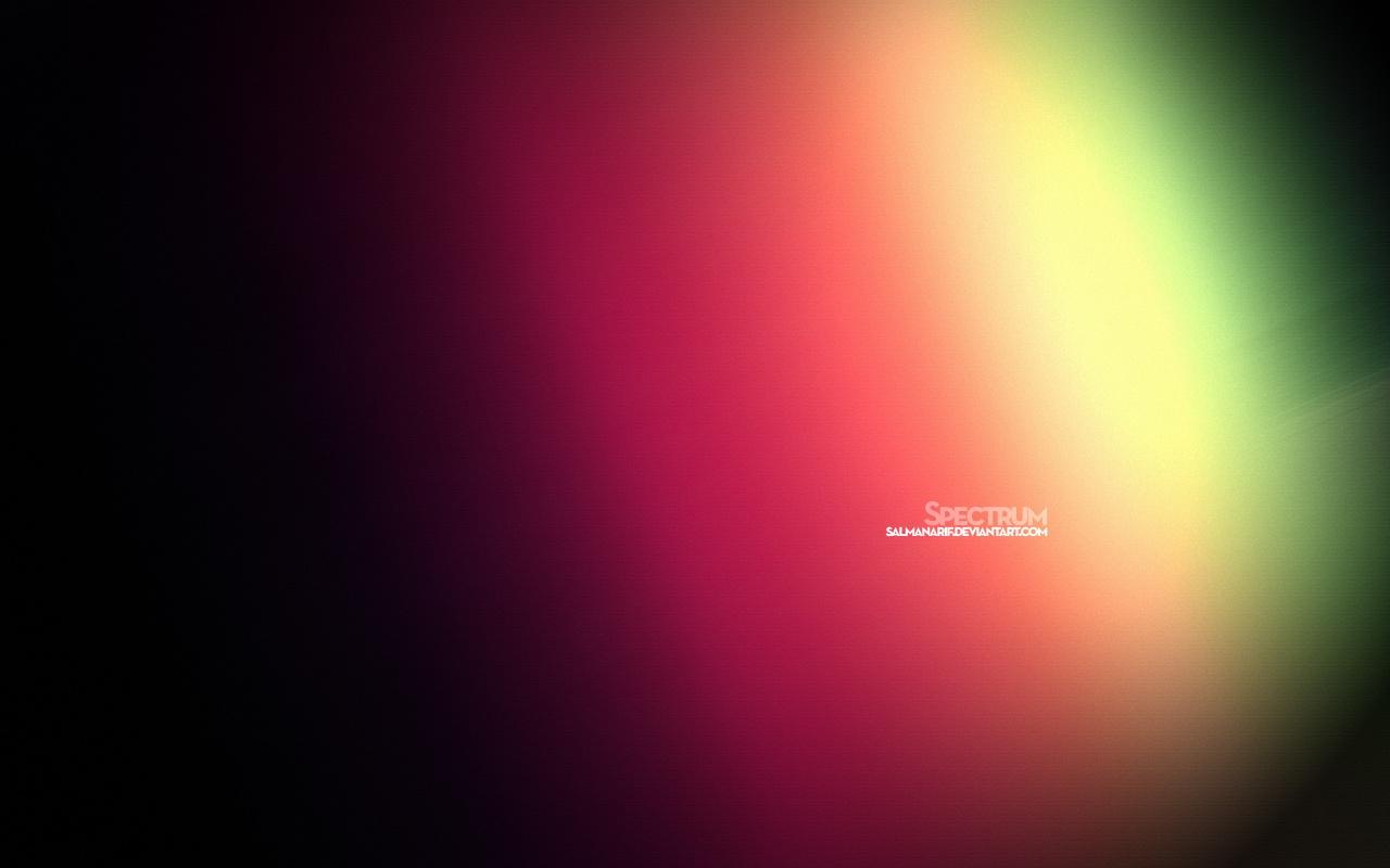 Spectrum Blow Color Backgrounds