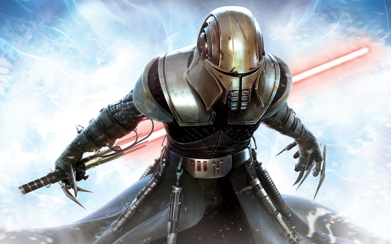 Star War The Force Unleashed Backgrounds