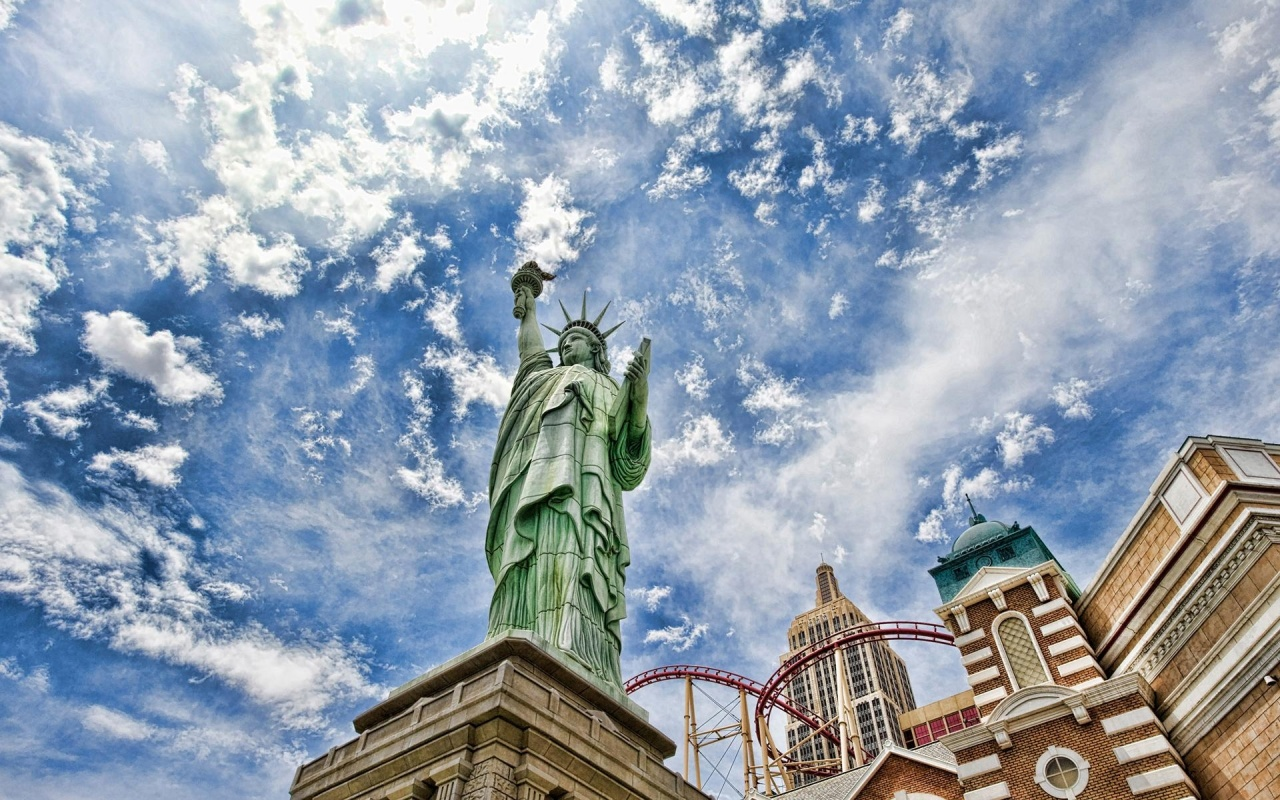 Statue Of Liberty Backgrounds