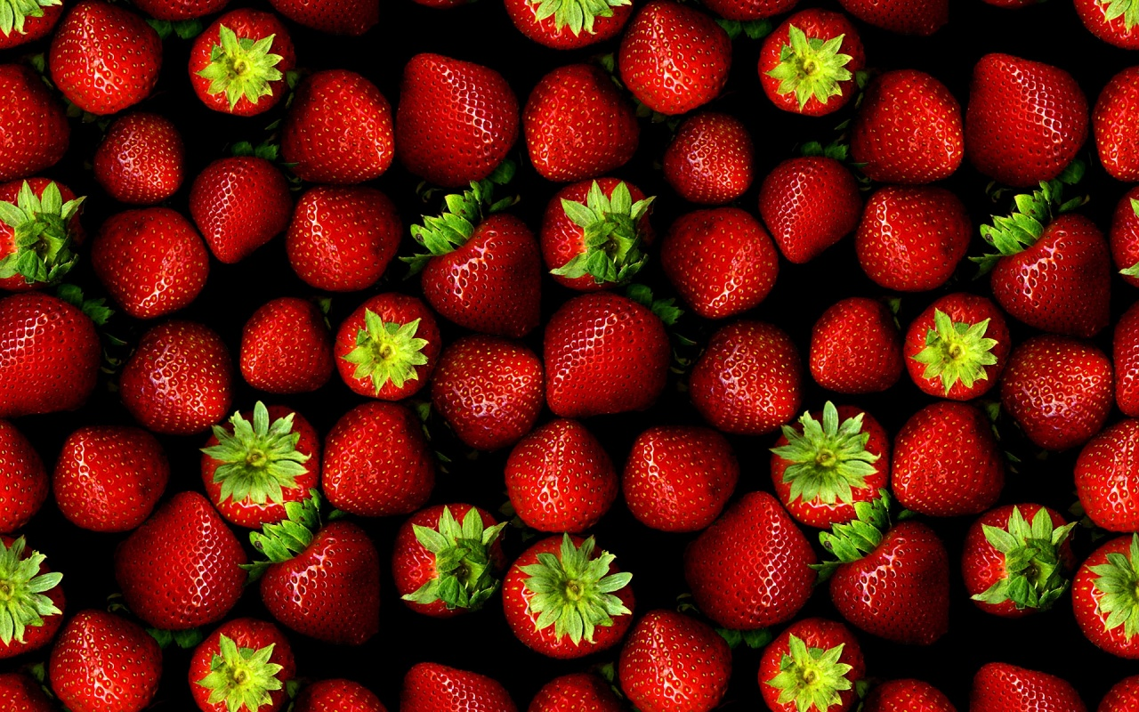 Strawberries Backgrounds
