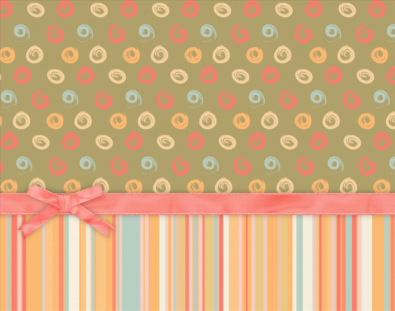 Stripes and Dots Backgrounds