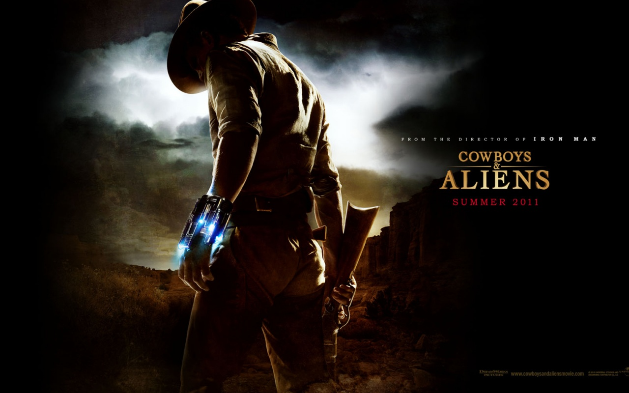 Summer 2011 Cowboys And Aliens Backgrounds