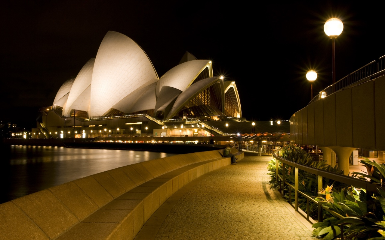 Sydney Opera House Backgrounds