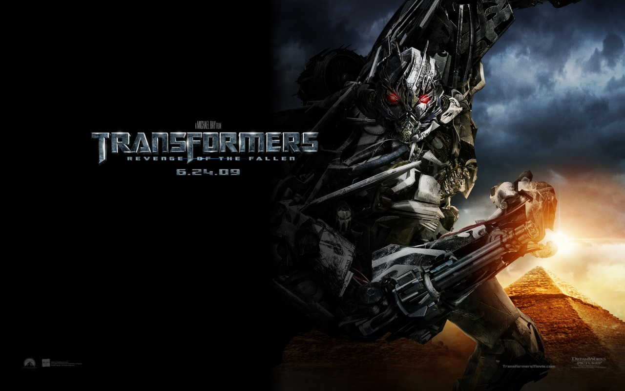 Wide Poster Transformers Movie Backgrounds